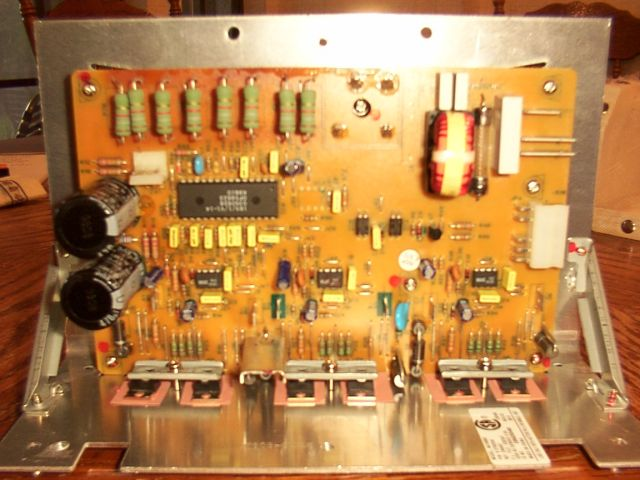 Maytag Neptune Washer Motor Control Board Resistor Values